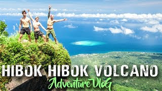 CAMIGUIN ISLAND Volcano Hike | FIGHTER BOYS REUNITED | Philippines travel