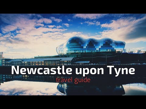NEWCASTLE UPON TYNE Travel Guide, 5 best place to visit in newcastle upon tyne !!