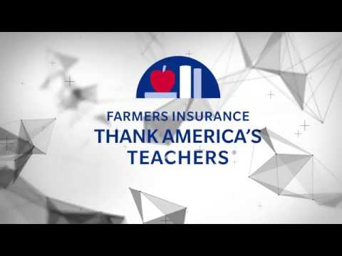 JPS Teacher Laura Holborow Wins $100,000 Grant from Farmer's Insurance