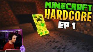 HARDCORE MINECRAFT! ep. 1