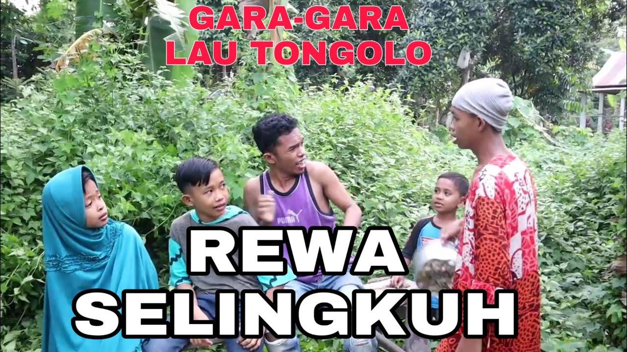 REWA SELINGKUH  (Gara-Gara Lau Tongolo)                KOMEDI BUGIS MAKASSAR  
