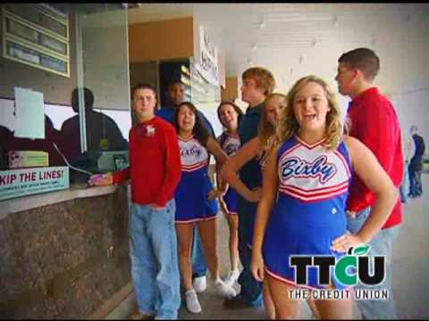 TTCU Sapulpa And Bixby School Pride Commercial