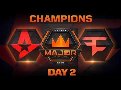 Astralis vs FaZe - Mirage (FACEIT Major: London 2018)