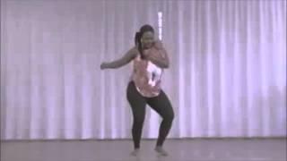 Dancing Nakupenda Malaika With Mama