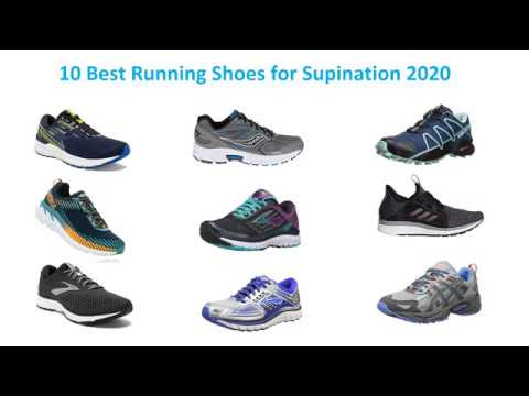 10 Best Running Shoes for Supination 2020