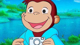 Curious George 🐵Bright Lights, Little Monkey 🐵 Kids Cartoon 🐵 Kids Movies 🐵Cartoons for Kids