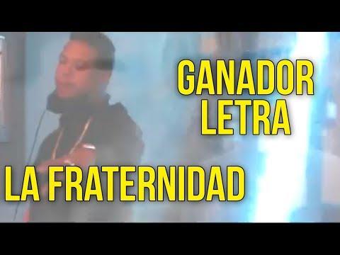 Ganador - La Fraternidad [Letra] Neutro Shorty, Gregory Palencia, Dejavu Ft. Fuego
