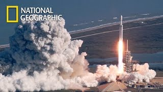■ 구독하기 : http://bit.ly/NGCKorea  고중량 발사 능력은 인류를 화성에 보내는 데 필요한 핵심 기술이고,  재활용 가능한 고중량 발사체는 화성 정착에 필요한 핵심 기술입니다  '팰컨 헤비'는 궤도에 오른 후 보조 추진 로켓 2개가 분리돼서 동시 착륙을 위해 지구로 돌아와 재활용하는 로켓입니다  팰컨 헤비는 27개의 엔진을 동시에 점화시켜야 합니다. 엄청난 힘과 소음, 진동, 열기를 뿜어내죠  위험을 최소화하려고 최선을 다하겠지만 시험 발사이기 때문에 어떤 일이든 발생할 가능성이 있습니다  ■ 홈페이지 - http://www.natgeokorea.com ■ 페이스북 - http://www.facebook.com/natgeokorea ■ 인스타그램 - http://www.instagram.com/natgeokorea (@natgeokorea)  #팰컨헤비 #엘론머스크 #로켓발사  [팰컨 헤비, 화성을 향하다 (Mars Inside SPACE X)]  이 프로그램은 내셔널지오그래픽에서 시청하실 수 있습니다  채널 번호 : 스카이라이프 127번 / KT 올레 168번 / SKB TV 260번 / LG U+ 131번 / 케이블채널은 지역별로 상이