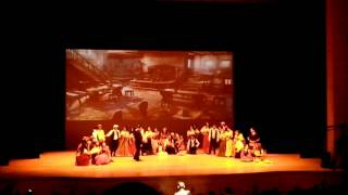 Opera Ambulante Tamaulipas - Toreador (Georges Bizet)