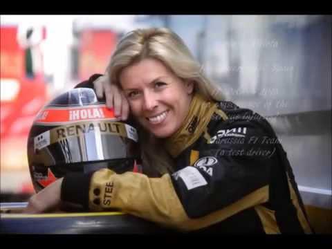 F1 racing drivers-women