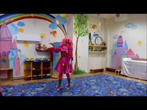 """Частный детский сад """"В гостях у Солнышка"""" Цирк в гостях"""