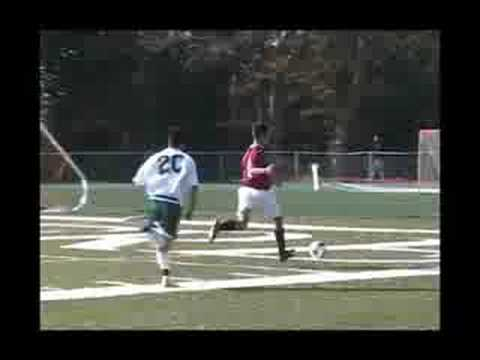 Archmere Soccer - Sean Freeh and Collins