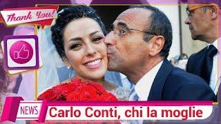 Carlo Conti, chi la moglie: Francesca Vaccaro, età, figlio | M.C.G.S