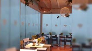 Porto Cesareo, la furia della tromba d'aria vista dall'interno di un bar