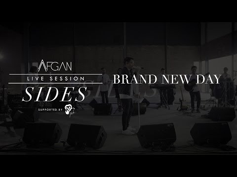 Afgan - Brand New Day (Live) | Official Video