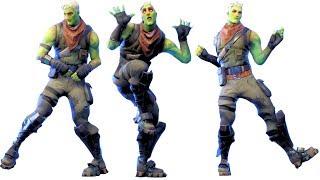 Fortnite All Dances Season 1-6 with Brainiac Updated to Headbanger