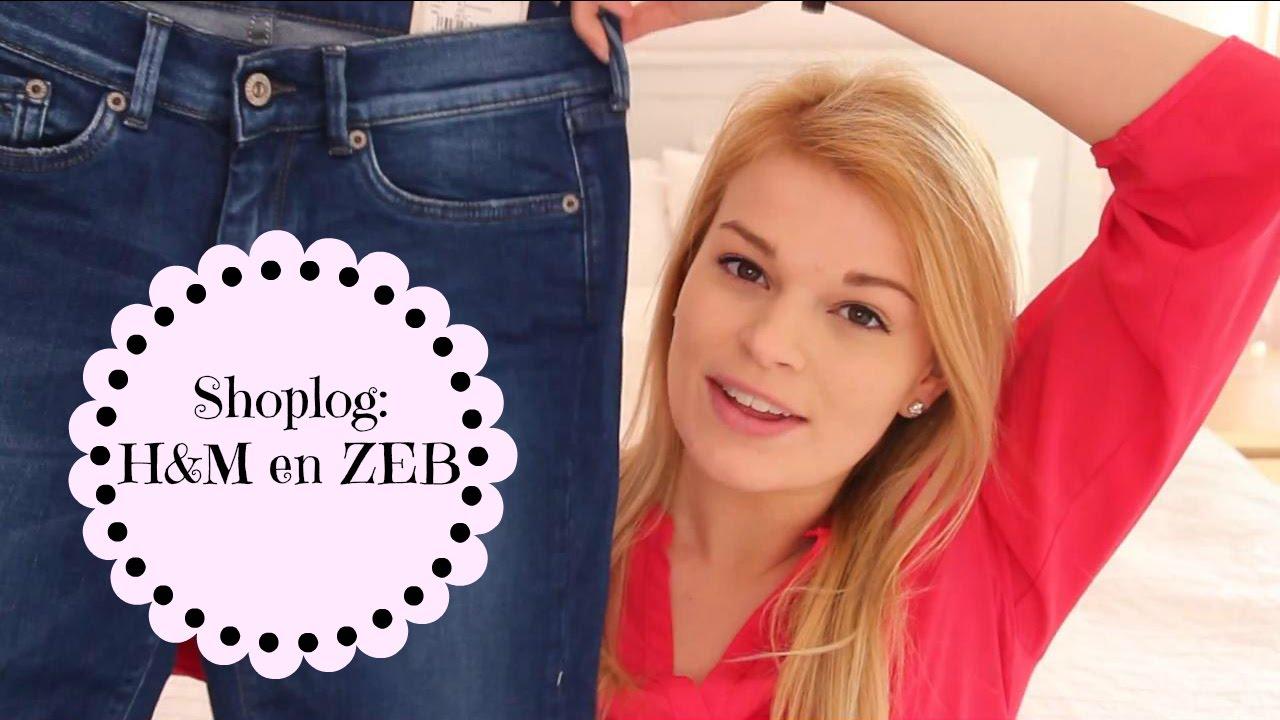 Download Shoplog: H&M en ZEB! | Lifestyle Spot
