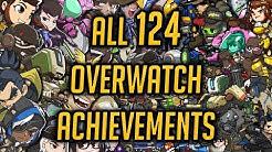 Alle 124 Erfolge in Overwatch - Die große Enzyklopädie