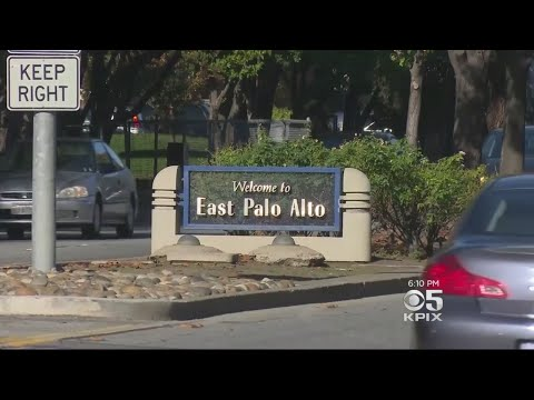 East Palo Alto Sees Sharp Drop in Violent Crime