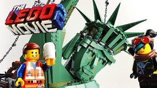Welcome to Apocalypseburg! LEGO MOVIE 2 Set 70840 Speed Build and Unboxing
