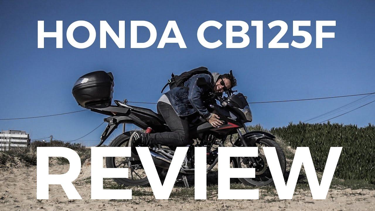 my bike honda cb125f review youtube. Black Bedroom Furniture Sets. Home Design Ideas
