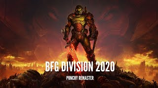 Mick Gordon - BFG Division 2020 (DOOM Eternal OST) [PUNCHY REMASTER] (Still Not Mick Gordon's Mix)