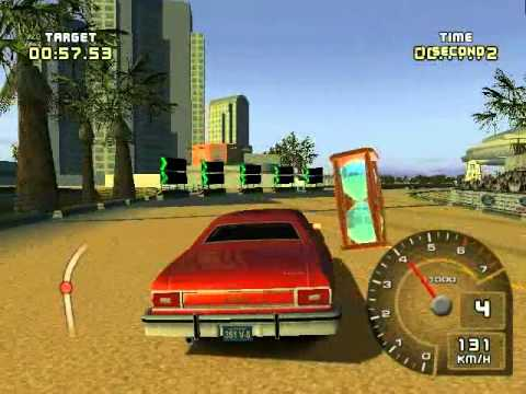 ford racing 2 for pc with my car : ford torino sport 75'