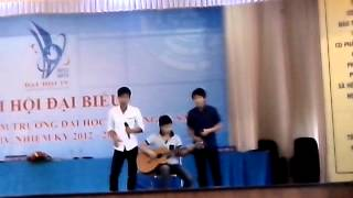 Hoang mang _Sino Pham and Phạm Hồng Phúc,Guitar:ông Pon