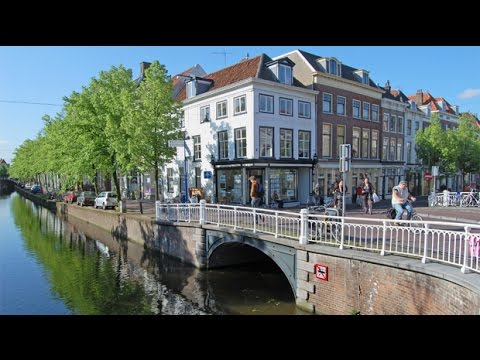 Delft, Netherlands: Town Square and Delftware
