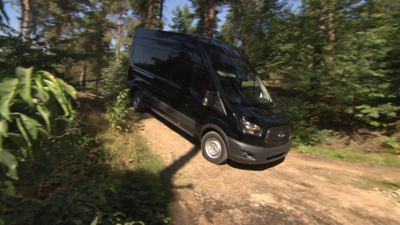 Ford Transit Awd Youtube