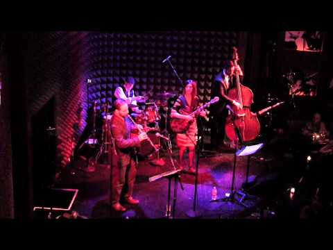 "Cynthia Sayer & Sparks Fly, Live @ Joe's Pub NYC: ""You Always Hurt The One You Love"""