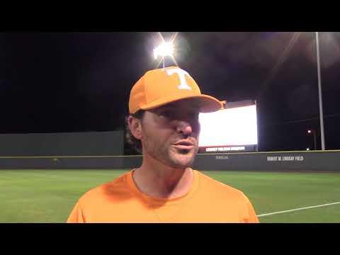 Baseball Postgame Media vs. #21 Tennessee Tech: HC Tony Vitello
