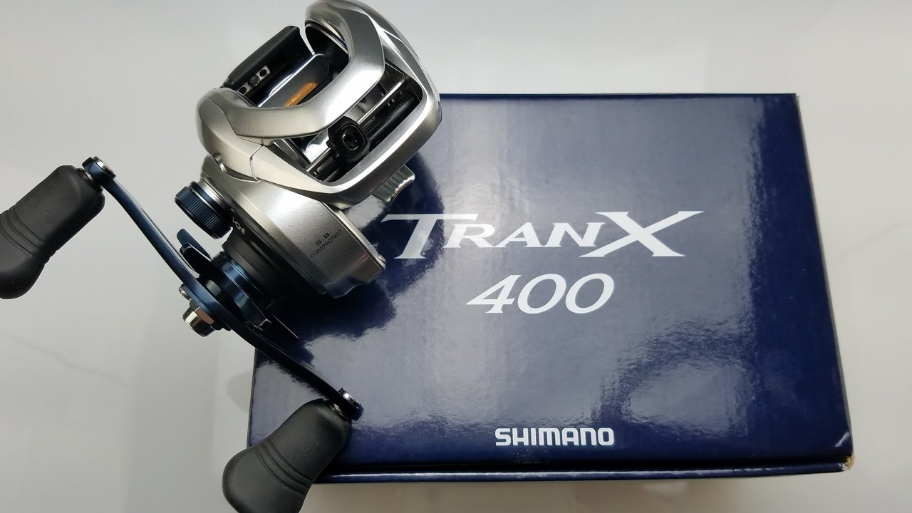 b34c7f95ce7 New Shimano Tranx 400 unboxing. Really just a silly preview of the  simultaneous teardown to come