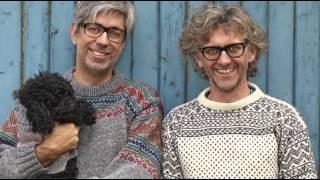 Arne og Carlos Strikk fra Setesdal