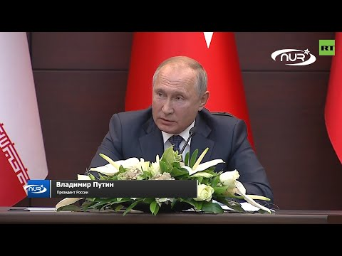 Путин призвал следовать Корану
