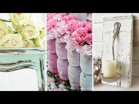 10 DIY Shabby Chic Decor Pieces for Any Corner of You
