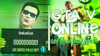 GTA V PC Online: Uçak Kaçırmak Zor Değil :D - Bölüm 1