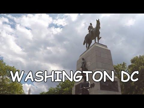 Washington DC, USA | Street Walk 2019