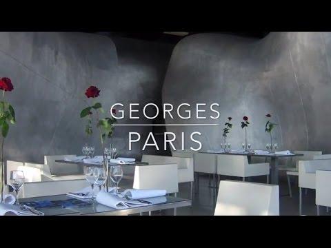 Restaurant Georges, Paris