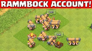MEIN RAMMBOCK ACCOUNT! || CLASH OF CLANS || Let's Play CoC [Deutsch German]