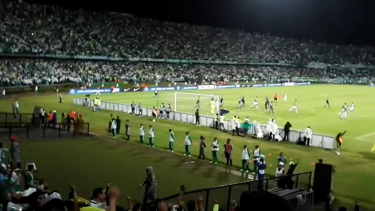 Download Golazo de Miguel Angel Borja-Atl nacional vs Curitiba