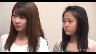 卒業することをメンバーに伝える道重さゆみ ℃-ute ファンブログもやって...