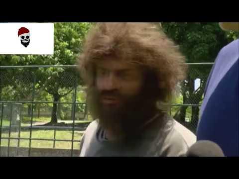 Falcão futsal se disfraza de MENDIGO y...