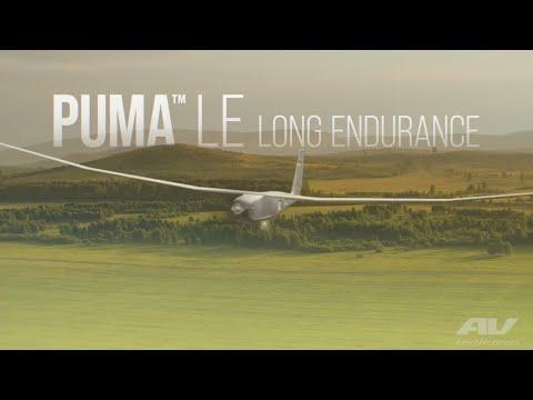 AeroVironment Puma LE Video (2020)