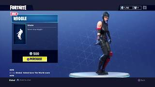 ♬ FORTNITE -  WIGGLE  DANCE / EMOTE