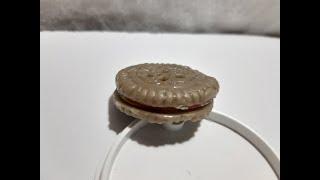 Cách nặn đất sét nhật charm bánh quy/Lam hanmade cung beautyful ltht