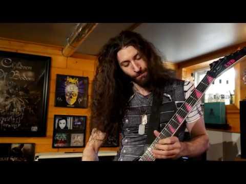 "Godsmack - ""Bulletproof"" - (Full Guitar Cover) - Line 6 Helix"