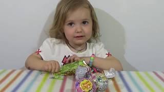 МЛП MLP Свинка Пеппа Маша и Медведь Чупа Чупс шары с сюрприз игрушки surprise balls toys