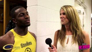 Ask the Steelers with Tall Cathy - Emmanuel Sanders