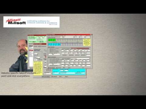 Intro To Cabinet And Millwork Estimating Software   YouTube
